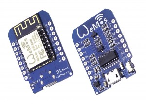 This and That – Getting started with the wemos d1 and